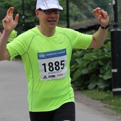 Helsinki Half Marathon - Juhana J. Idänpään-Heikkilä (1885)