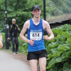 Helsinki Half Marathon - Fredrik Kontinen (614)