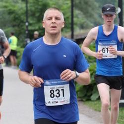 Helsinki Half Marathon - Jussi Lyytinen (831)