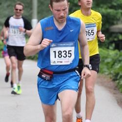 Helsinki Half Marathon - Antti Paavola (1835)