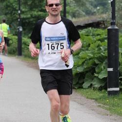 Helsinki Half Marathon - Kent Wilska (1675)