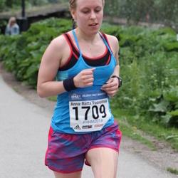 Helsinki Half Marathon - Anna-Riitta Vuorenmaa (1709)