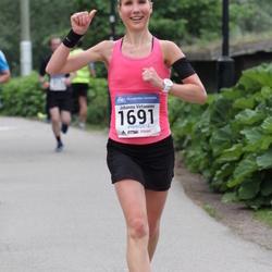 Helsinki Half Marathon - Johanna Virtaniemi (1691)