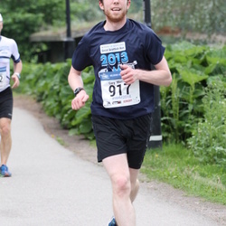 Helsinki Half Marathon - Gary Morrison (917)