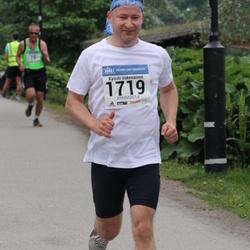 Helsinki Half Marathon - Kyösti Väkeväinen (1719)