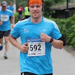 Helsinki Half Marathon - Samuli Koivisto (592)