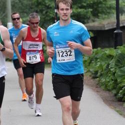 Helsinki Half Marathon - Johannes Rimpiläinen (1232)