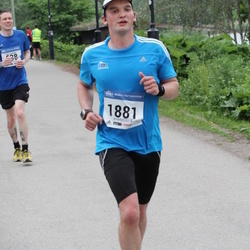Helsinki Half Marathon - Maunu Anhava (1881)