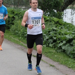 Helsinki Half Marathon - Tuomas Voutilainen (1701)