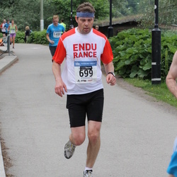 Helsinki Half Marathon - Jarno Kauhanen (699)