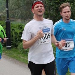 Helsinki Half Marathon - Jussi Vanhanen (1605)