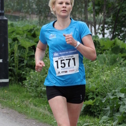 Helsinki Half Marathon - Jutta Utriainen (1571)
