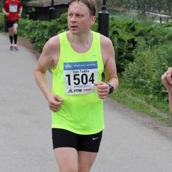 Helsinki Half Marathon - Tero Toikka (1504)