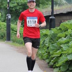 Helsinki Half Marathon - Antti Perttula (1118)