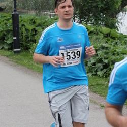 Helsinki Half Marathon - Riku Tuominen (1539)