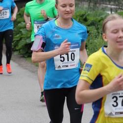 Helsinki Half Marathon - Eveliina Kantamaa (510)