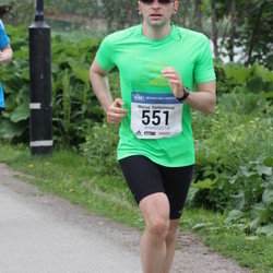 Helsinki Half Marathon - Marios Kerkemezos (551)