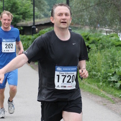 Helsinki Half Marathon - Timo Väkeväinen (1720)