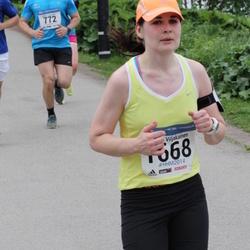 Helsinki Half Marathon - Maarit Viljakainen (1668)