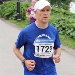 Helsinki Half Marathon - Miikka Ylimaula (1729)