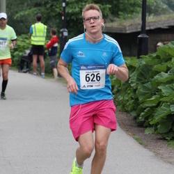 Helsinki Half Marathon - Oskari Koskela (626)
