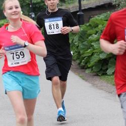Helsinki Half Marathon - Miika Luoma (818)