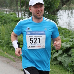 Helsinki Half Marathon - Heikki Karjalainen (521)