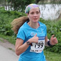 Helsinki Half Marathon - Tanja Lindfors (799)