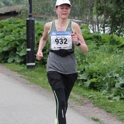 Helsinki Half Marathon - Riitta Myller (932)