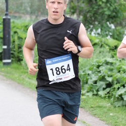 Helsinki Half Marathon - Tom Sanden (1864)