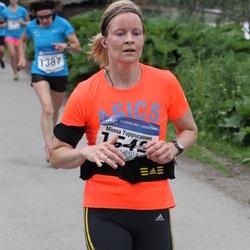 Helsinki Half Marathon - Minna Tuppurainen (1542)
