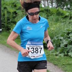 Helsinki Half Marathon - Kaarina Sironen (1387)