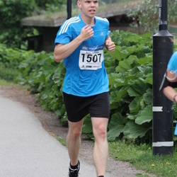 Helsinki Half Marathon - Antti Toivanen (1507)