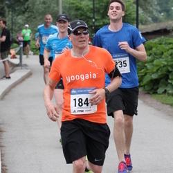 Helsinki Half Marathon - Mikko Petäjä (1841)