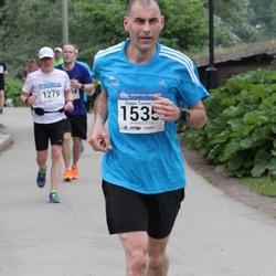 Helsinki Half Marathon - Seppo Tuomaala (1535)