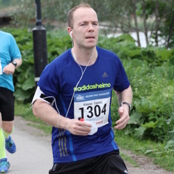 Helsinki Half Marathon - Kimmo Sainio (1304)