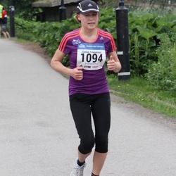 Helsinki Half Marathon - Sanna Pekkarinen (1094)