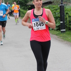 Helsinki Half Marathon - Mari Ollila (1045)