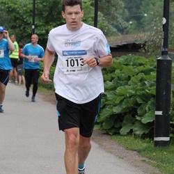 Helsinki Half Marathon - Jarkko Nykänen (1013)
