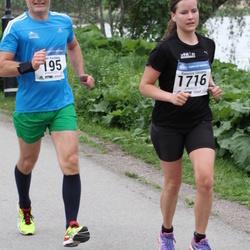 Helsinki Half Marathon - Johan Forsberg (195), Katariina Väinämö (1716)