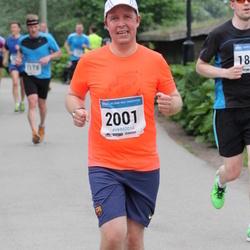 Helsinki Half Marathon - Janne Kilappa (2001)
