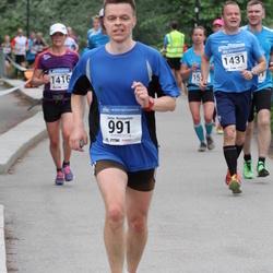 Helsinki Half Marathon - Janne Nuopponen (991)