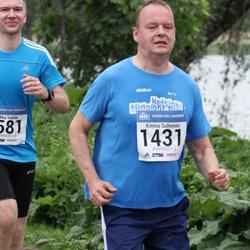 Helsinki Half Marathon - Kimmo Suhonen (1431)