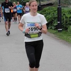 Helsinki Half Marathon - Jenni Virtanen (1690)