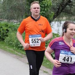 Helsinki Half Marathon - Lasse Kervinen (552)