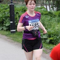 Helsinki Half Marathon - Annika Virtanen (1685)
