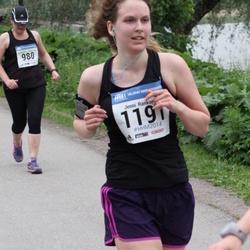 Helsinki Half Marathon - Jenni Rahkonen (1191)