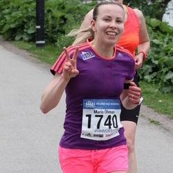 Helsinki Half Marathon - Maria Öhman (1740)