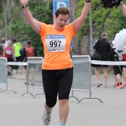 Helsinki Half Marathon - Eija Nurkki (997)
