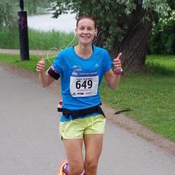 Helsinki Half Marathon - Laura Kostamo (649)